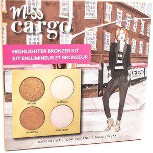 Miss Cargo HIGHLIGHTER BRONZER KIT